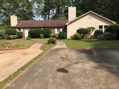 Smyrna Multi Family Home Under Contract: 4002 Hawthorne Cir