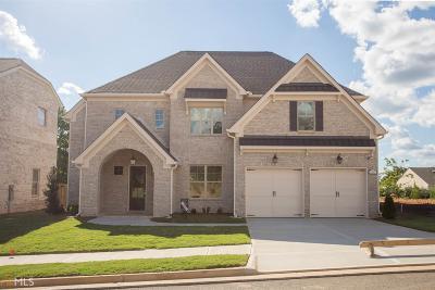 Alpharetta Single Family Home New: 12070 Castleton Ct #7