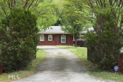 College Park Single Family Home New: 4700 Welcome All Rd