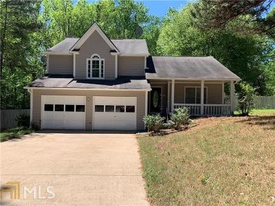 Lawrenceville Single Family Home New: 220 Leigh Kay Dr