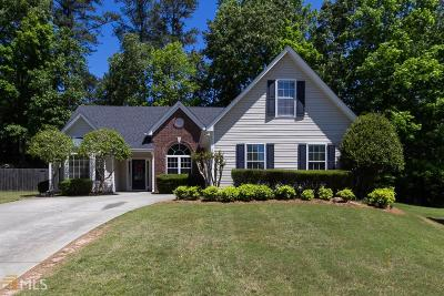 Dacula Single Family Home New: 1447 Carson Ive Dr