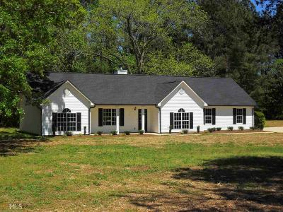 McDonough Single Family Home New: 521 New Hope Rd
