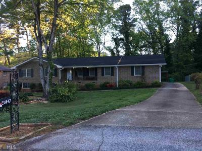 Decatur Single Family Home New: 4026 Shadowbrook Pl