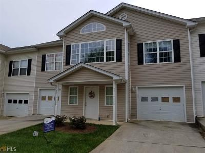 Dahlonega Condo/Townhouse Under Contract: 106 Pointe Cir