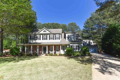 Newnan Single Family Home Under Contract: 45 Stratford Way