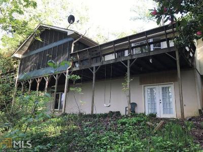 Martin Single Family Home New: 44 River Ridge Rd