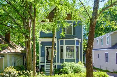 Atlanta Single Family Home New: 383 Cherokee Pl