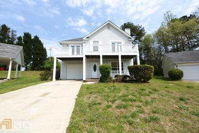 Clayton County Single Family Home New: 8188 Hynds Springs Ln