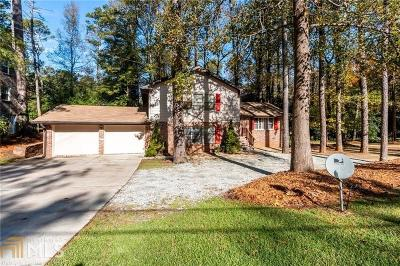 Stone Mountain Single Family Home New: 905 Rowland Rd