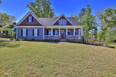 Cartersville Single Family Home New: 51 Mission Hills Dr