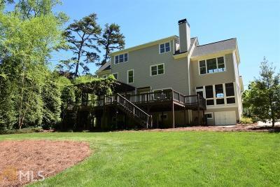 Dawsonville Single Family Home New: 516 Woodland Cir #(3)