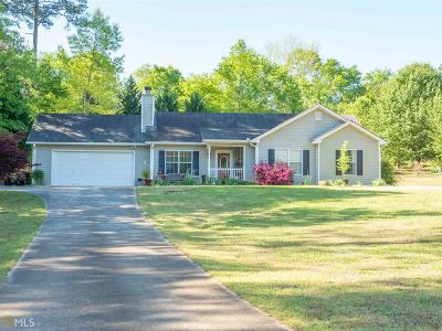 Winder Single Family Home Under Contract: 409 White Way