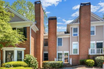 Sandy Springs Condo/Townhouse New: 7500 Roswell Rd #20