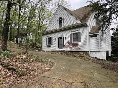 Jasper Single Family Home New: 196 Bee Tree Ridge Ct