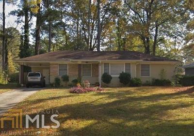 Decatur Single Family Home New: 2128 Barbara Ln