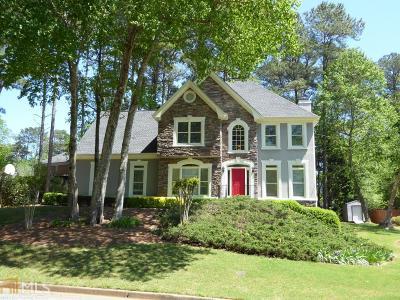 Lilburn Single Family Home New: 628 Chanterella Rd