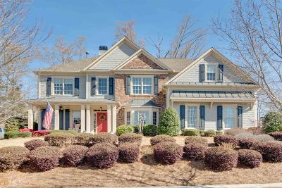 Flowery Branch Single Family Home Under Contract: 7615 Sleepy Lagoon