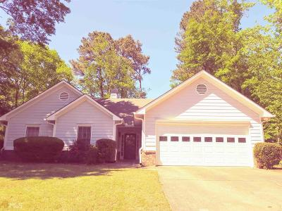 Clayton County Single Family Home Under Contract: 3236 Wildflower Rd