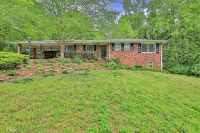 Roswell Single Family Home New: 365 Charles Pl