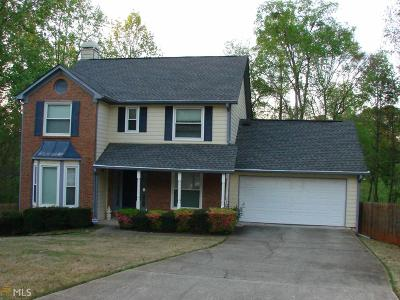 Lawrenceville Single Family Home New: 2821 Shady Woods Ct