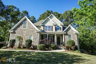 Douglasville Single Family Home New: 6568 Harrington Pl