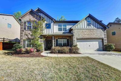 Dacula Single Family Home Under Contract: 578 Grand Ivey Pl