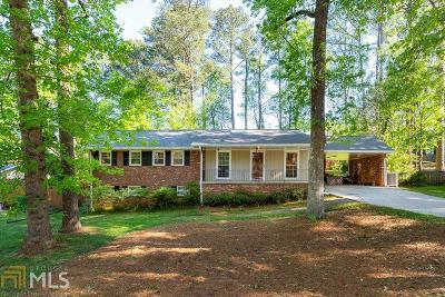 Tucker Single Family Home New: 4078 Menlo Dr