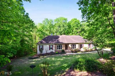 Stockbridge Single Family Home Under Contract: 3509 Clear View Trl