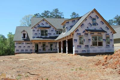 Acworth Single Family Home New: 6366 Granbury Walk