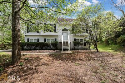 Newnan Single Family Home Under Contract: 78 River Park Way