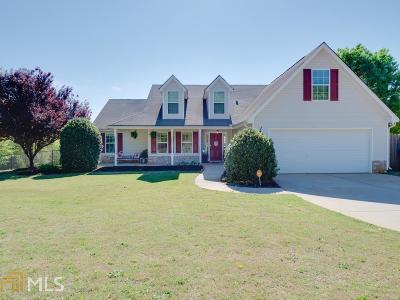 McDonough Single Family Home New: 816 Wynn Rd