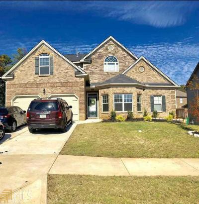 Lithonia Single Family Home New: 5679 Sawgrass Cir