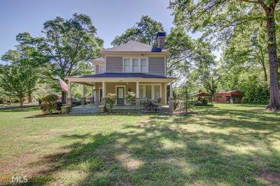 Oxford Single Family Home For Sale: 410 Haygood Ave