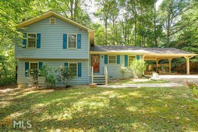 Lawrenceville Single Family Home New: 2325 Kemp Drive