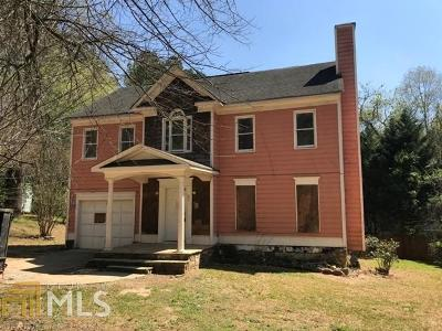 Norcross Single Family Home Under Contract: 1322 Inman Ct