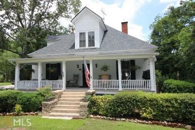 Hoschton Single Family Home New: 8422 Pendergrass Rd