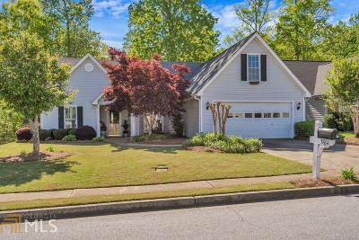 Sugar Hill Single Family Home Under Contract: 5764 Tattersall Ter