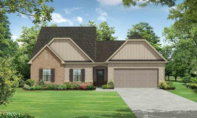 Villa Rica Single Family Home Under Contract: 2514 Grayton Loop
