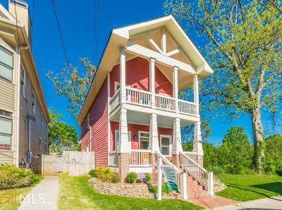 Atlanta Single Family Home New: 236 Lampkin St