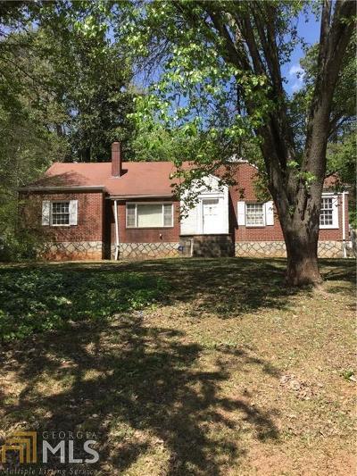 Atlanta Single Family Home New: 1924 Glenwood