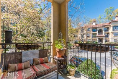 Brookhaven Condo/Townhouse New: 3777 Peachtree Rd #921
