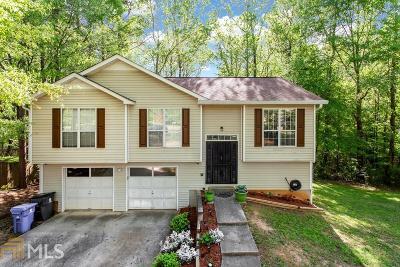 Stockbridge Single Family Home New: 678 Fairhaven Blvd