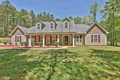 Senoia Single Family Home Under Contract: 1806 Stallings Rd