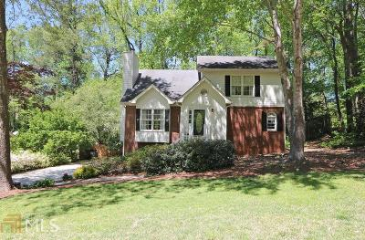 Marietta Single Family Home New: 2660 Ashley Dr S