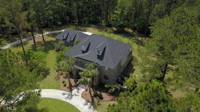 Statesboro Single Family Home For Sale: 1232 Plantation Cir