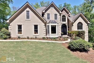 Suwanee Single Family Home New: 4905 Aldbury Lane