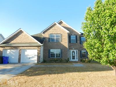 Conyers Single Family Home Under Contract: 1414 White Rocks Way