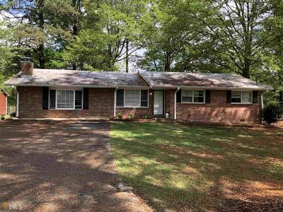 Clayton County Single Family Home New: 1227 Dove Ct