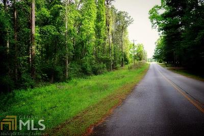 Griffin Residential Lots & Land New: Cook Rd #A