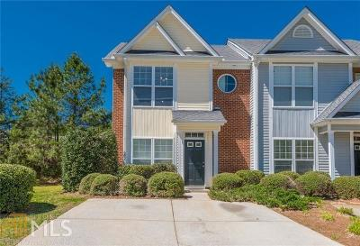 Dawsonville Condo/Townhouse Under Contract: 52 Pearl Chambers